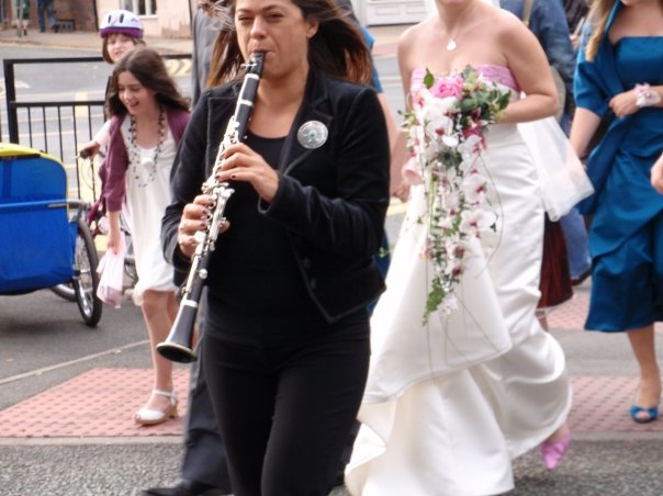 Pied Piper of Weddings!
